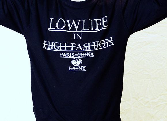 Lowlife crewneck fleece