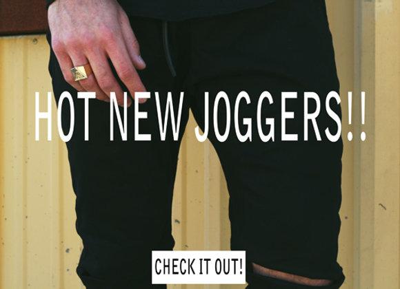 Hidden joggers
