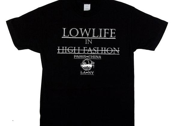 Lowlife tee