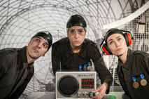 STATIk  by Action Transport Theatre  **** Star Reviews