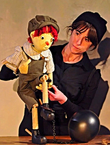 PINOCCHIO  by Hard Graft Theatre