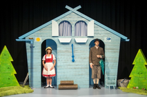 WHATEVER THE WEATHER  by M6 Theatre Company