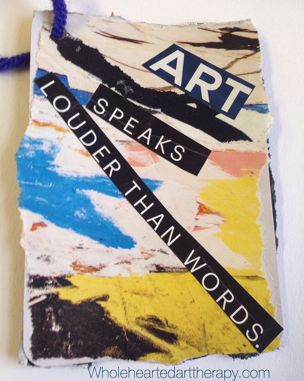 Arta Cakaj MS LCAT, Wholehearted Creative Arts Therapy, Art therapy in Westchester,