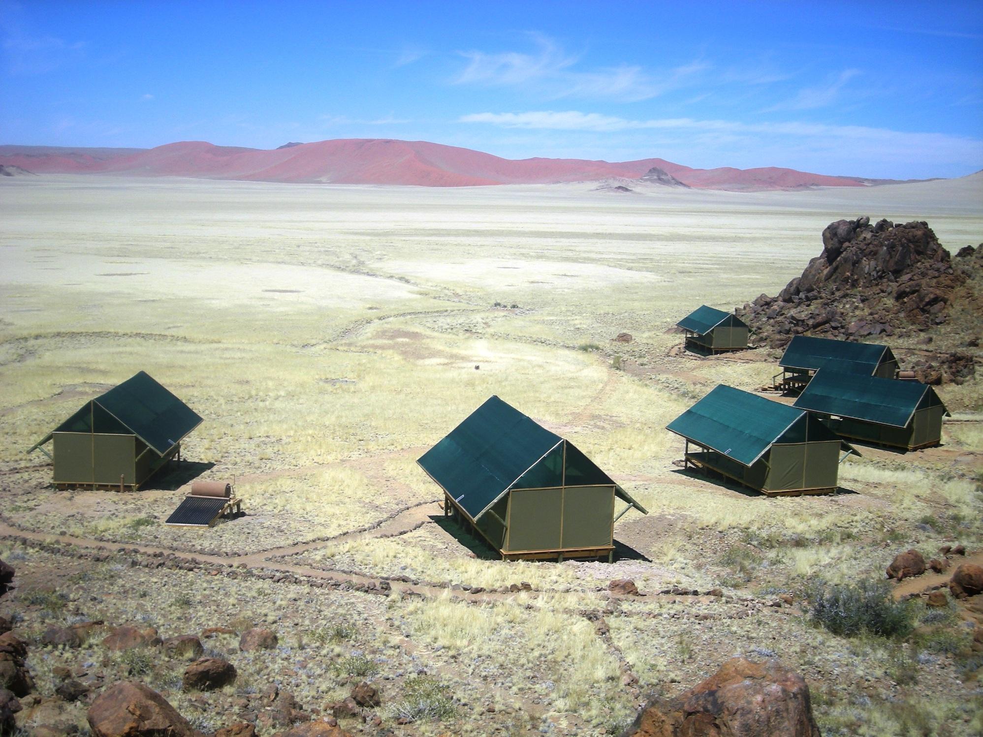 Kulala Adventurer Camp