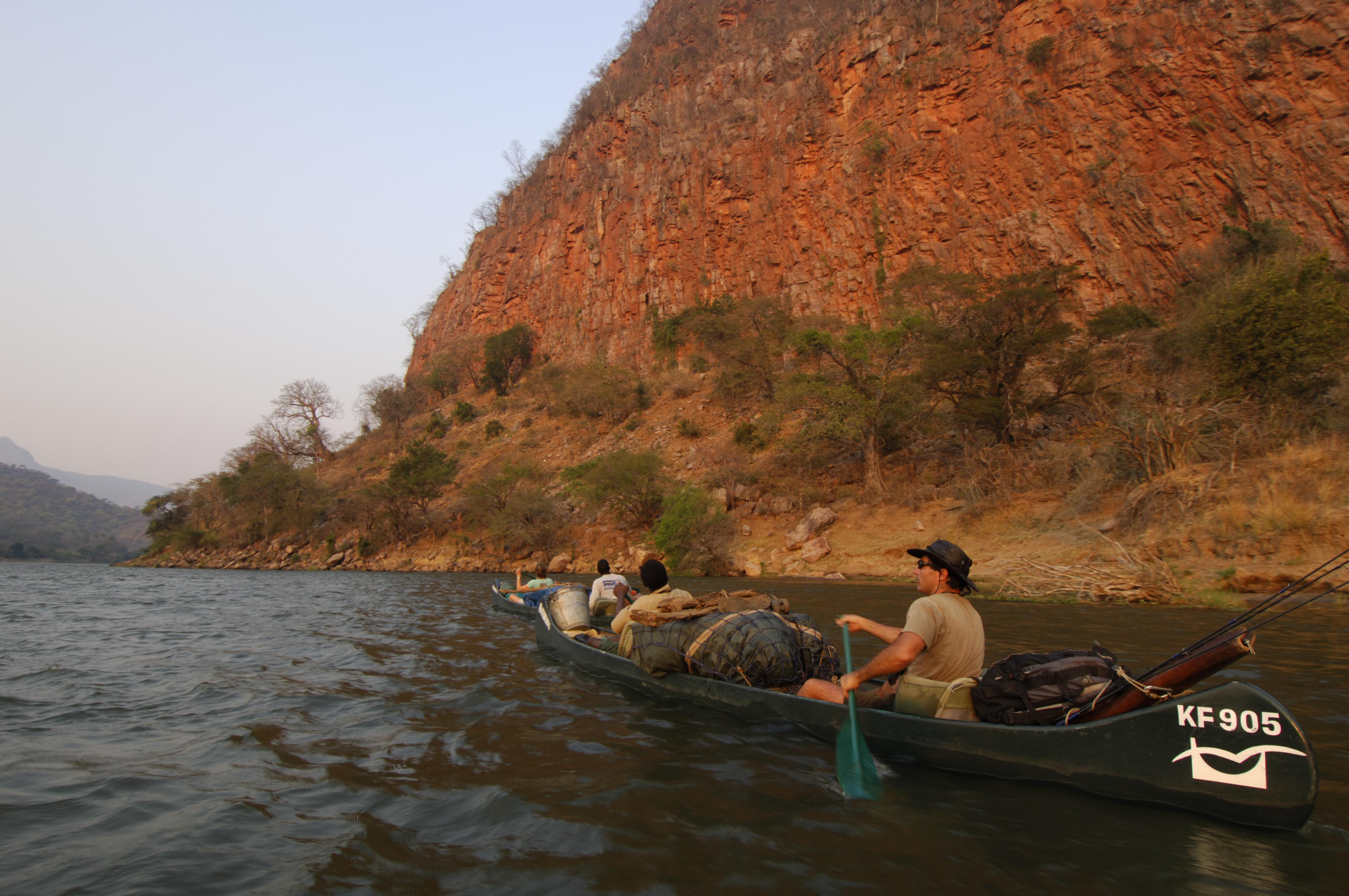 Tamarind Canoe Safari
