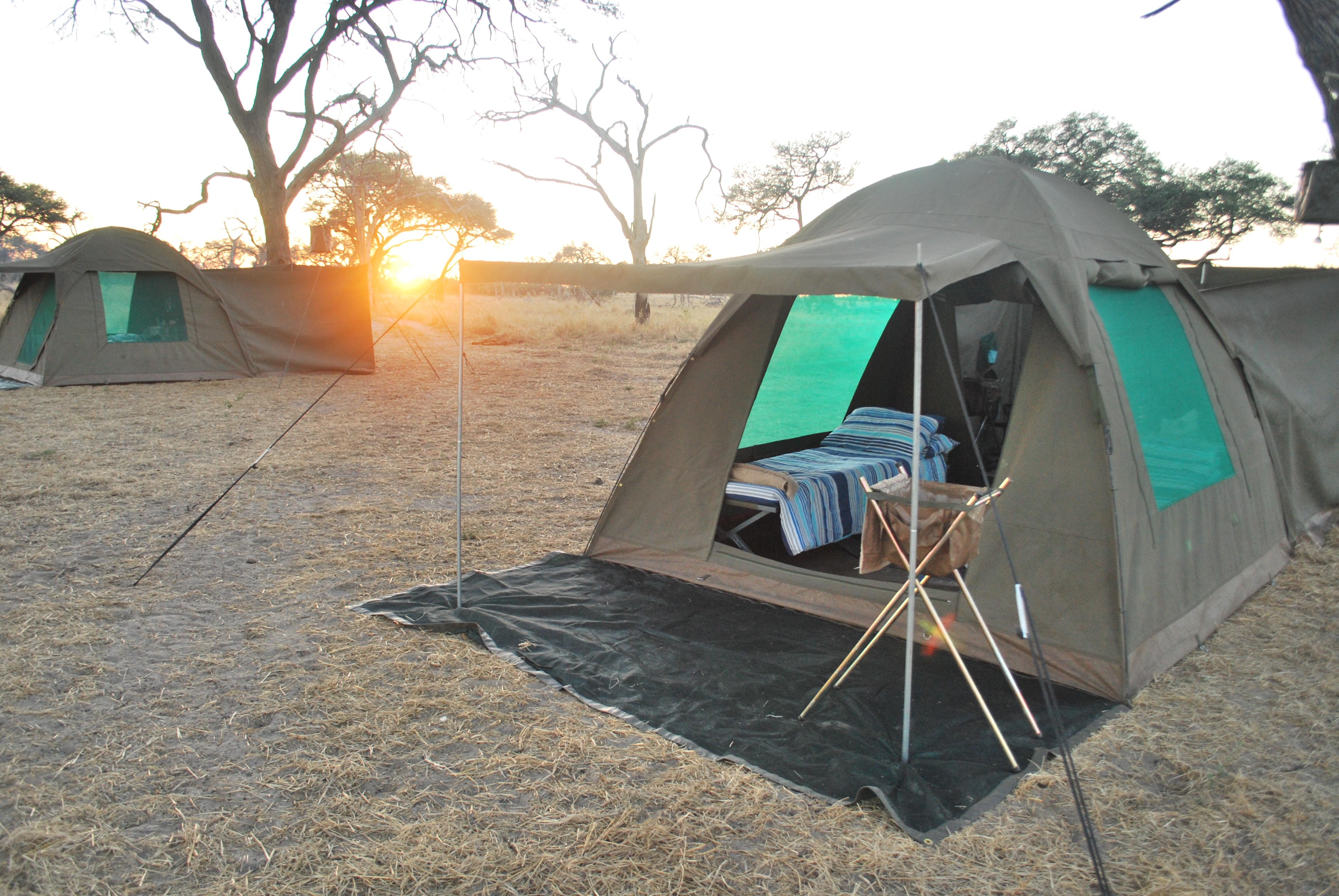 Moremi & Chobe Expedition