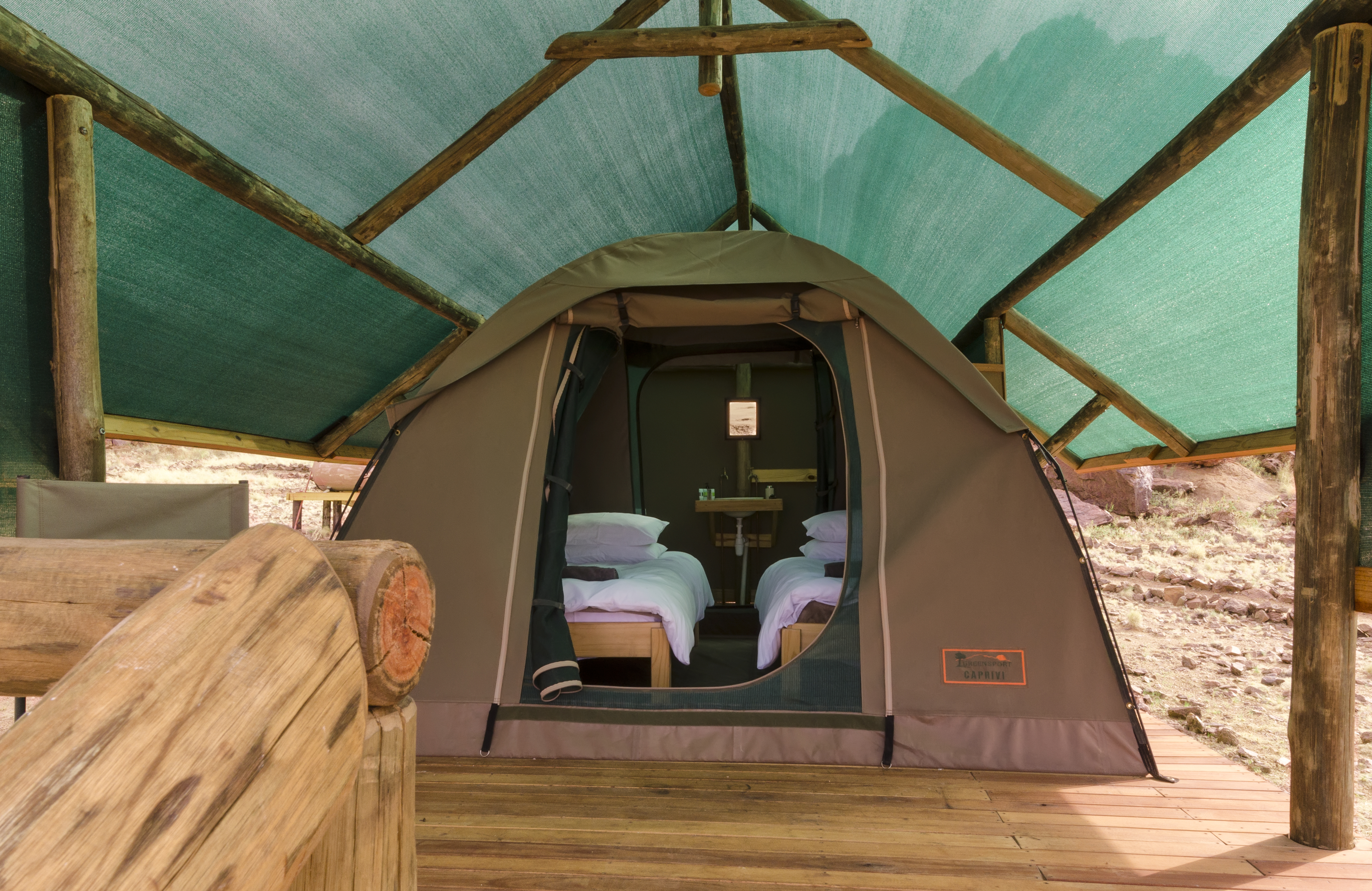 Damraland Adventurer Camp