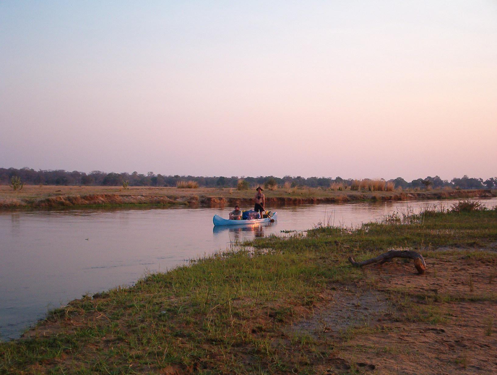 Marula Canoe Safari