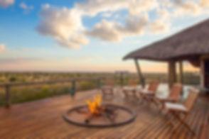 Central Kalahari Lodge