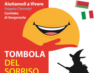 TOMBOLA DEL SORRISO!