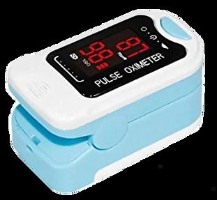 Oxímetros de pulso