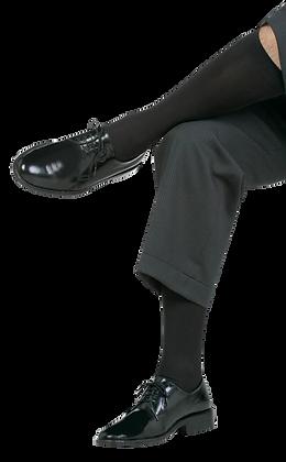 Calcetín de compresión graduada para caballero de firme compresión