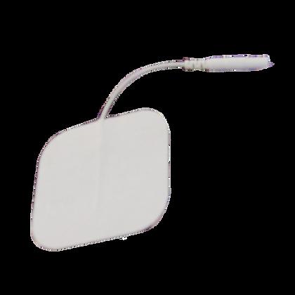 Electrodos Universales para Tens/Ems, Cuadrados 48 x 4mm (2 pares)