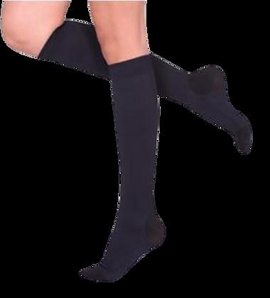 Calcetín de compresión graduada para caballero de media compresión a la rodilla
