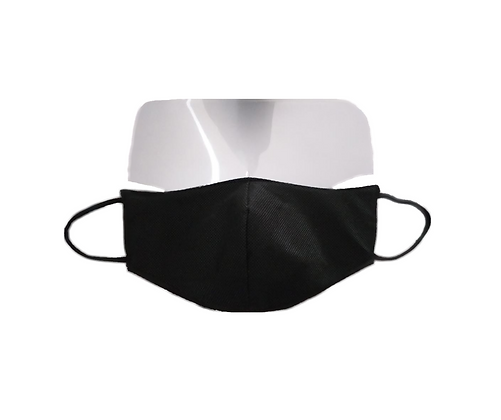 Cubrebocas con visor