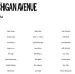 Michigan Avenue The List