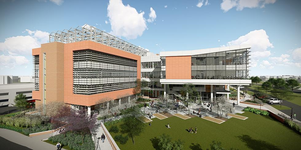 NCSU Plant Sciences Research Building