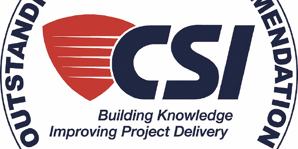 FY 2019 CSI Raleigh Durham Chapter Sponsorship