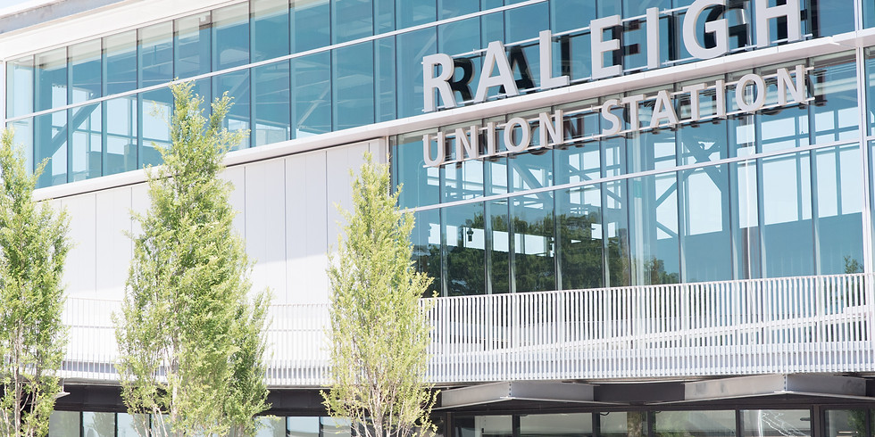 Raleigh Union Station Tour and Program