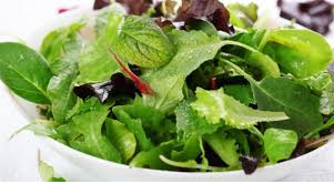 Salada Verde e Blue Cheese