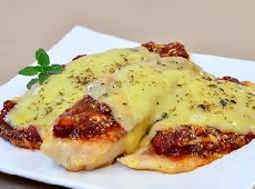 Filet a Parmegiana