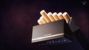 Cigarettes box