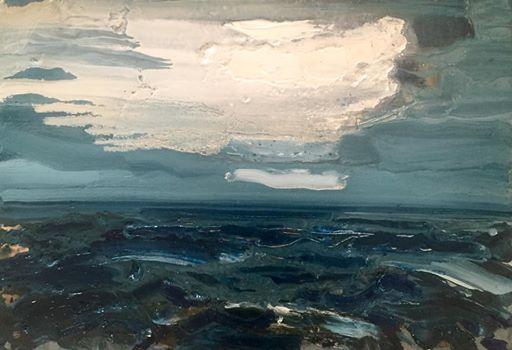 Uneasy Sea
