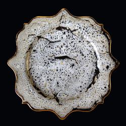 Rococo Salad plate - felt