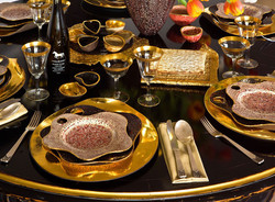 Biomorphic tableware