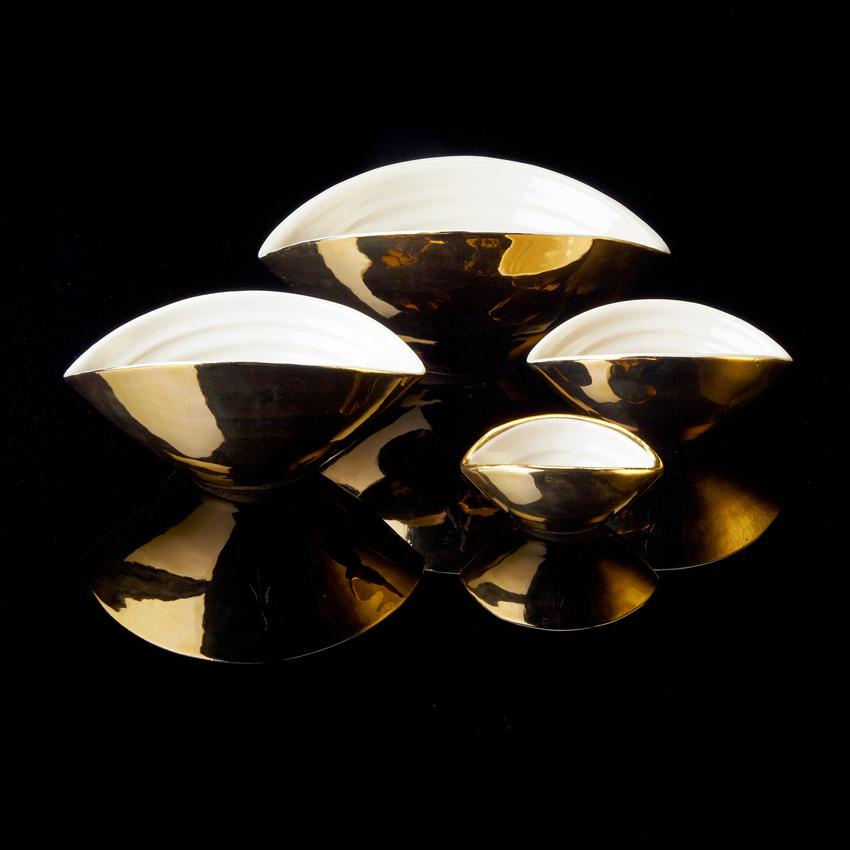 Concha bowls
