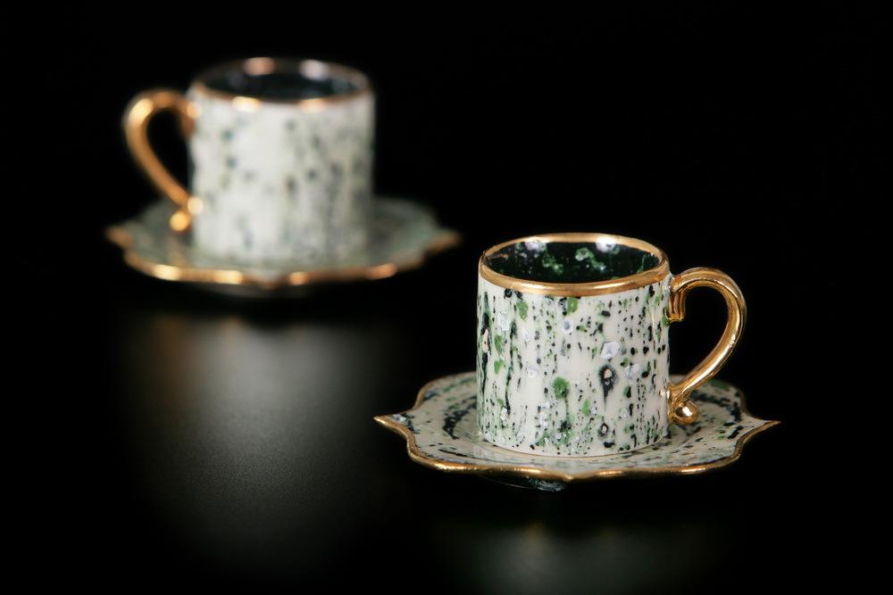 Rococo Espresso cup