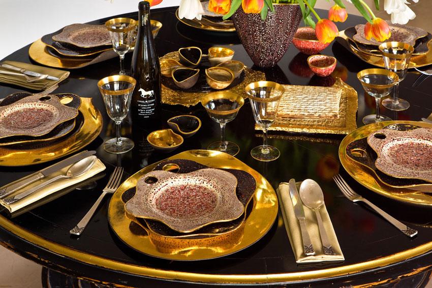 Biomorphic | Dinner set