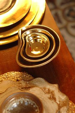 Ripple | Bowls 1-3 | Golden inner shell