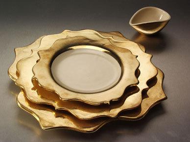 Rococo Dinnerware