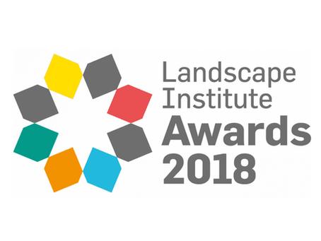 Landscape Institute Award 2018