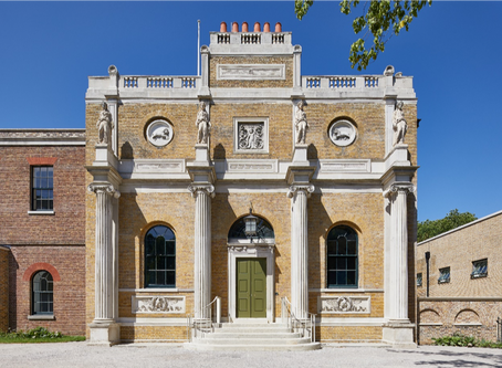 Pitzhanger Manor and Gallery reopen