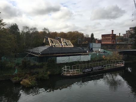 Camley Street Natural Park, November 2019
