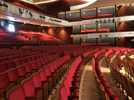 The Congress Theatre, Devonshire Park, is now open