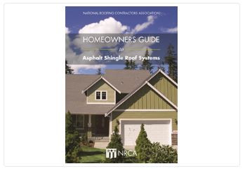 Homeowners Guide to Asphalt Shingle Roof Systems