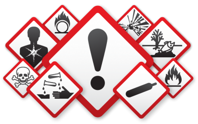 August is Hazard Communication Month - Know the Signs