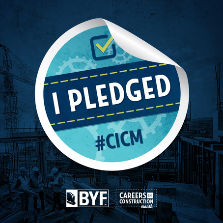 Diamond Roofing Pledge - Celebrate Careers in Construction Month!