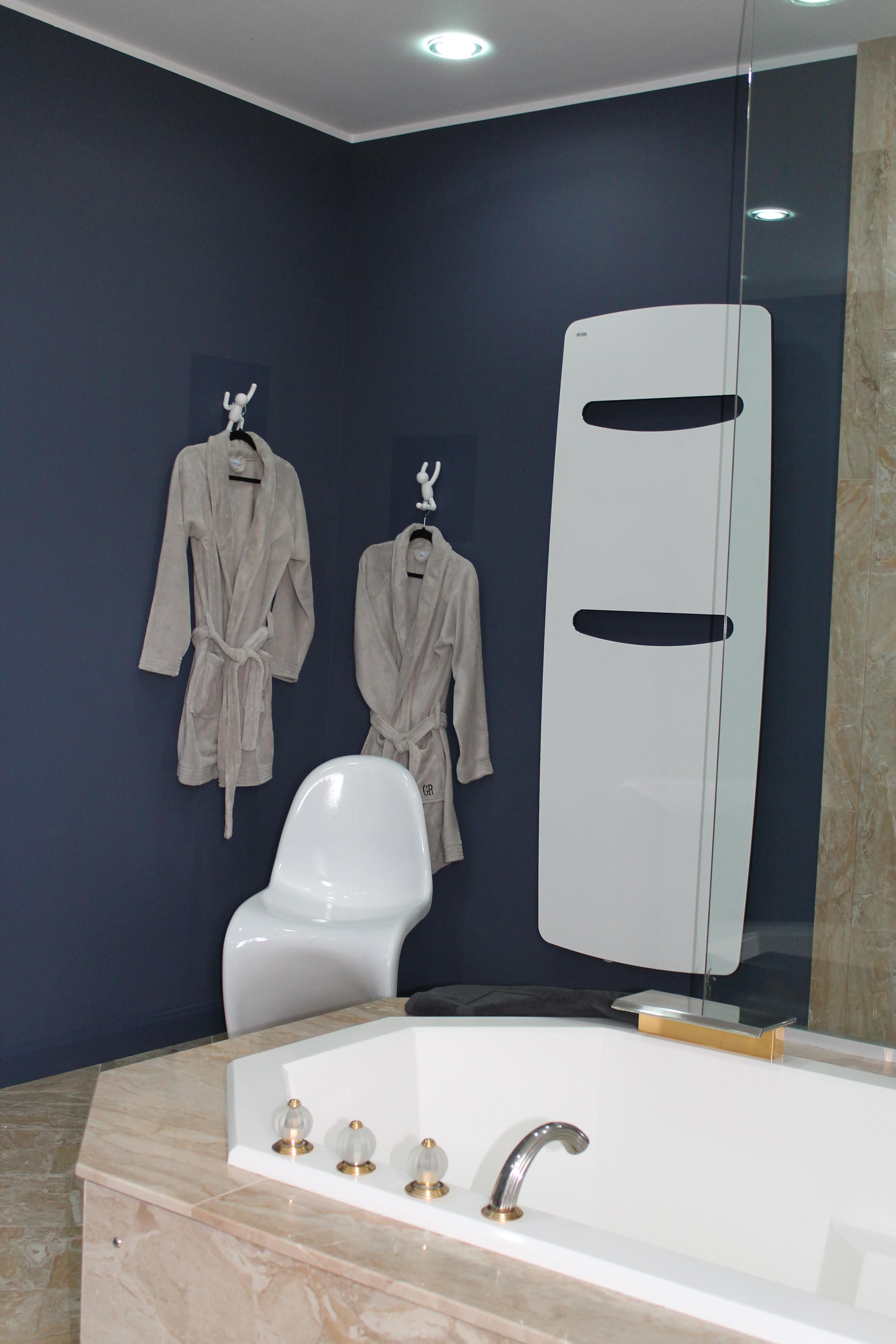Le Corbusier, salle de bain