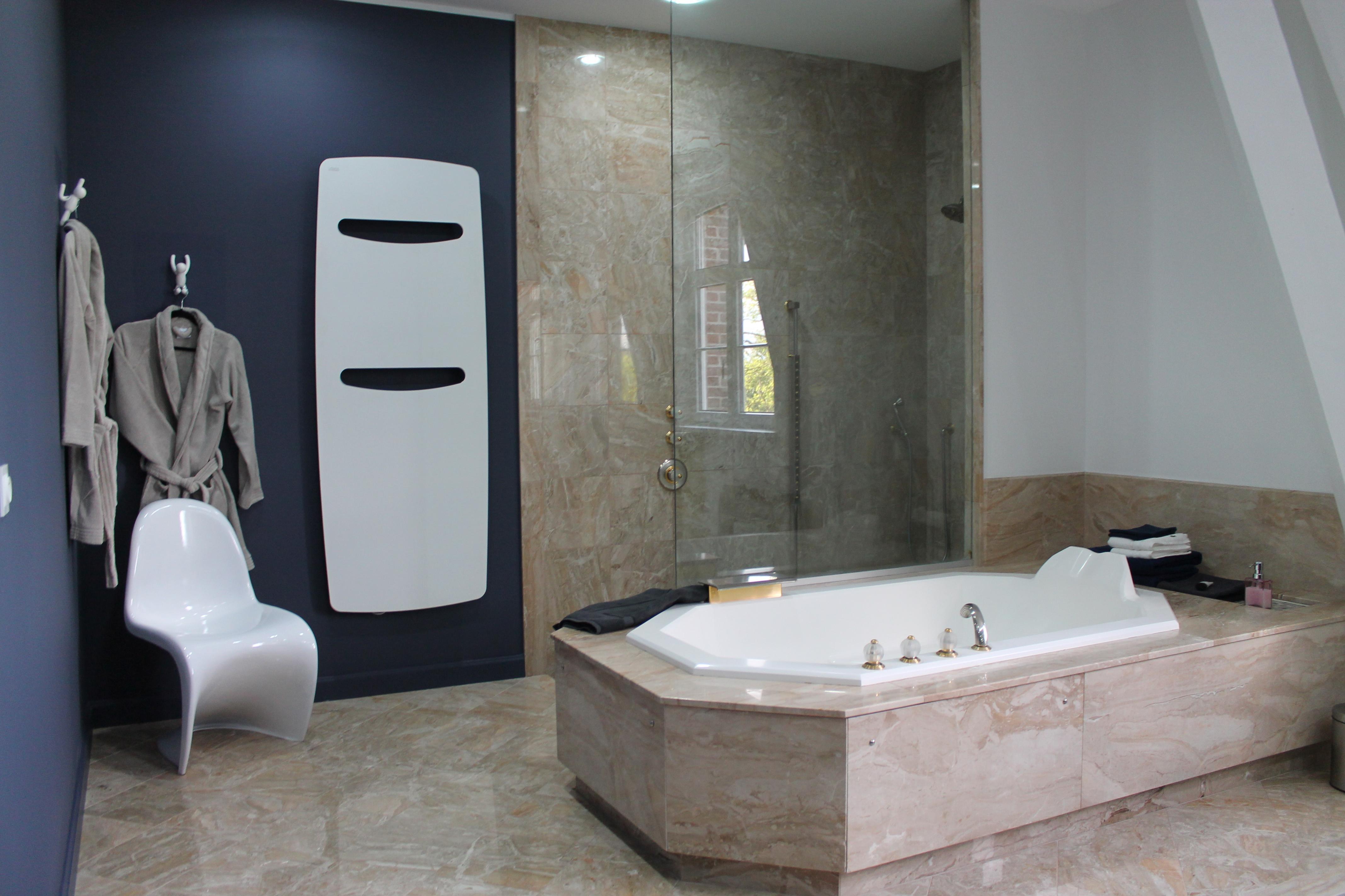 Le Corbusier Bain et douche
