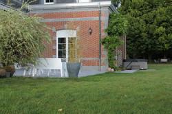 terrasse & spa