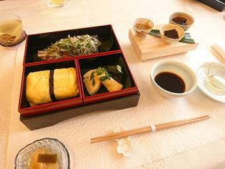 和泉先生の和食レッスン、献立