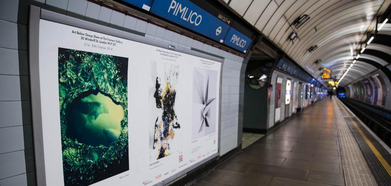 London Underground Pimlico