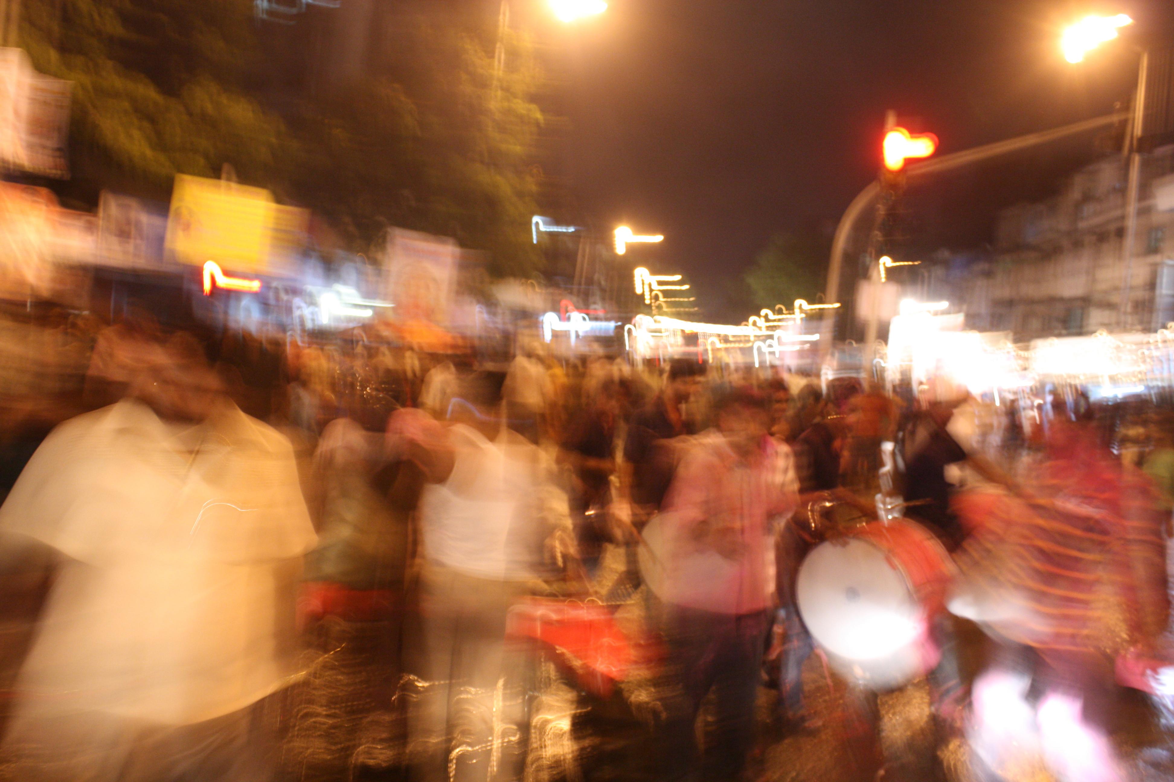Mumabi streets8 (8x12)
