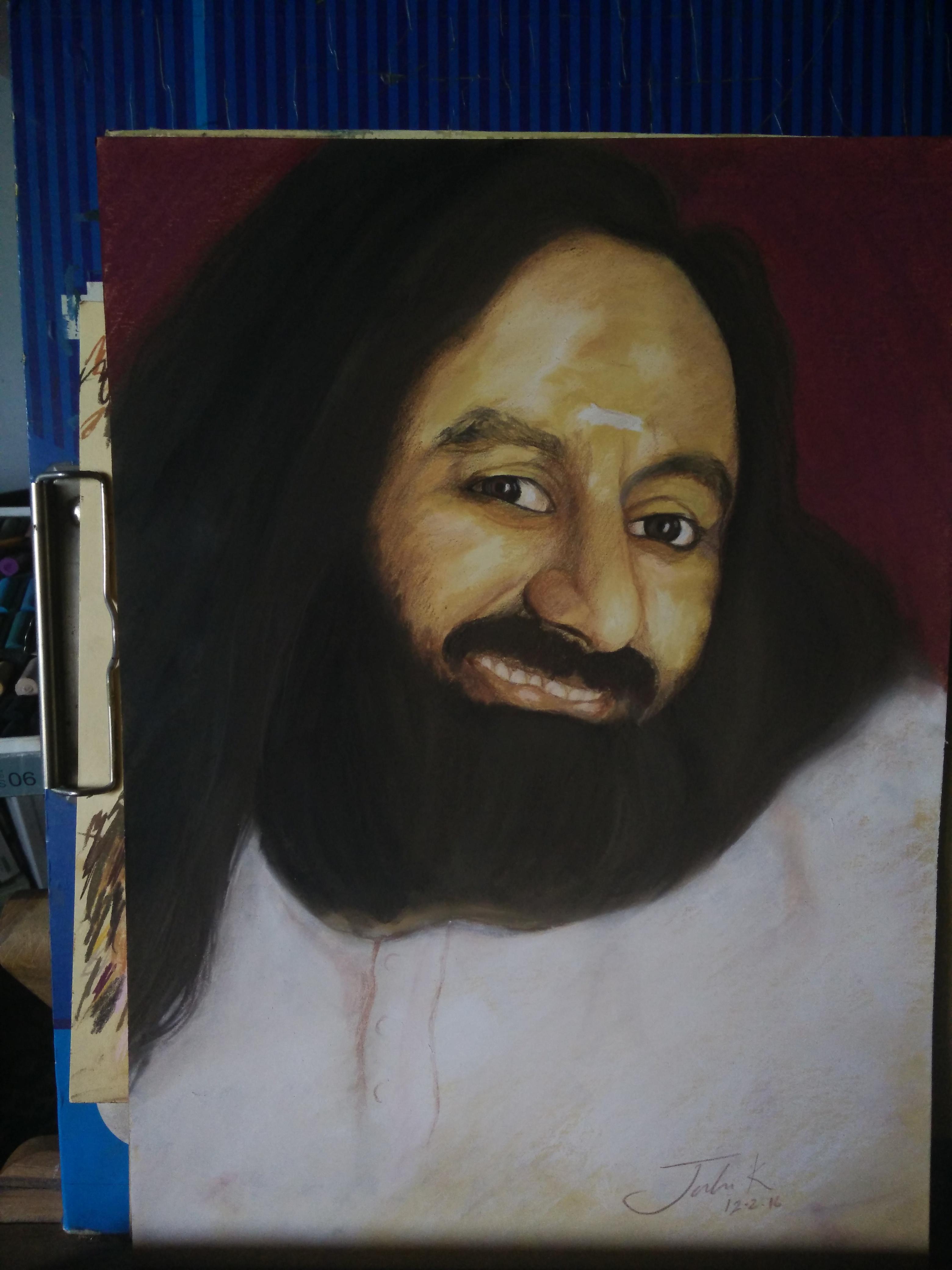 Gurudev Sri Sri Ravi Shankar ji