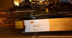 Trafalgar square cab