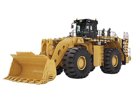 CAT 993K